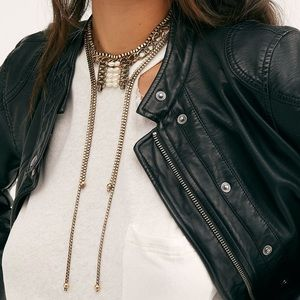 ISO Free People Amara Chain Necklace
